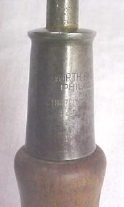 North Brothers Phillips Head Screwdriver