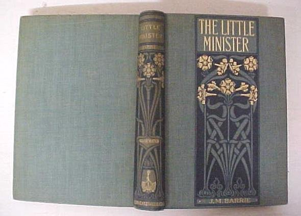 The Little Minister by J.M. Barrie 1898