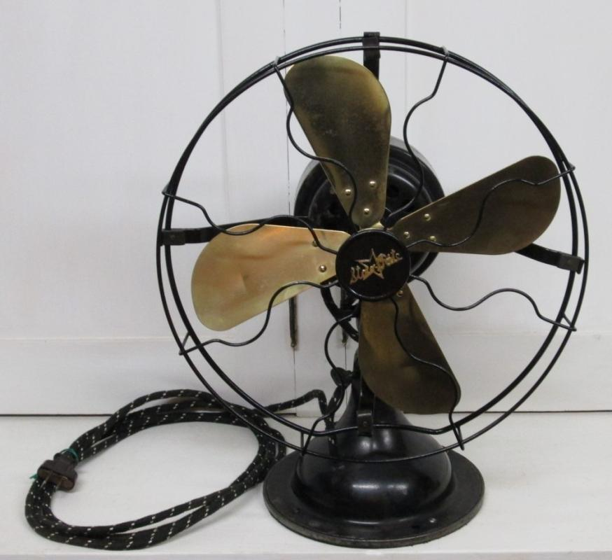 FITZGERALD STAR RITE FAN 12