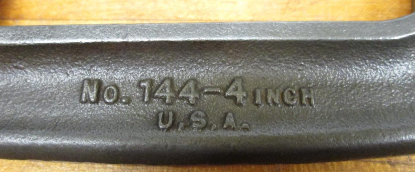 Brink & Cotton C-Clamp No. 144-4 inch
