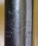 Greenlee Spiral Ratchet Screwdriver No. 442 Rare!