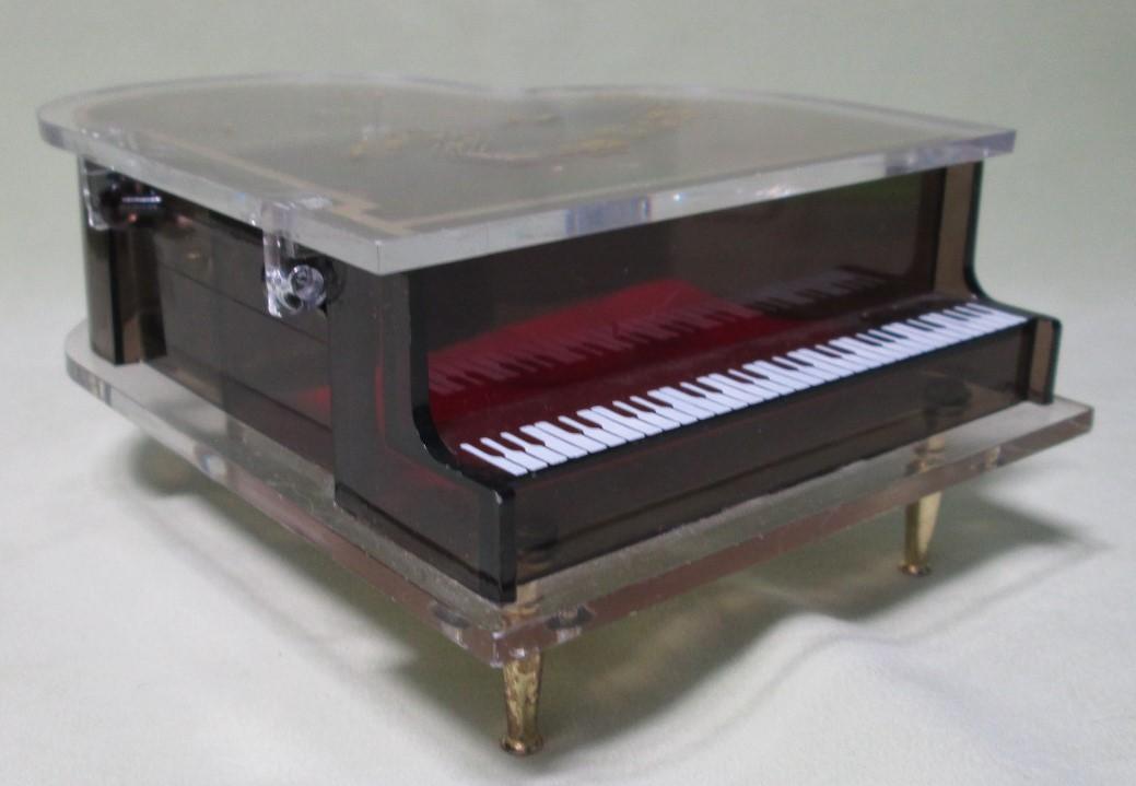 Music Box Jewelry Piano Shape