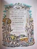Robinson Crusoe by Daniel DeFoe 1930