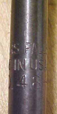 Millers Falls No. 48 Expansive Auger Bit