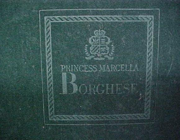 Borghese Music Box Princess Marcella