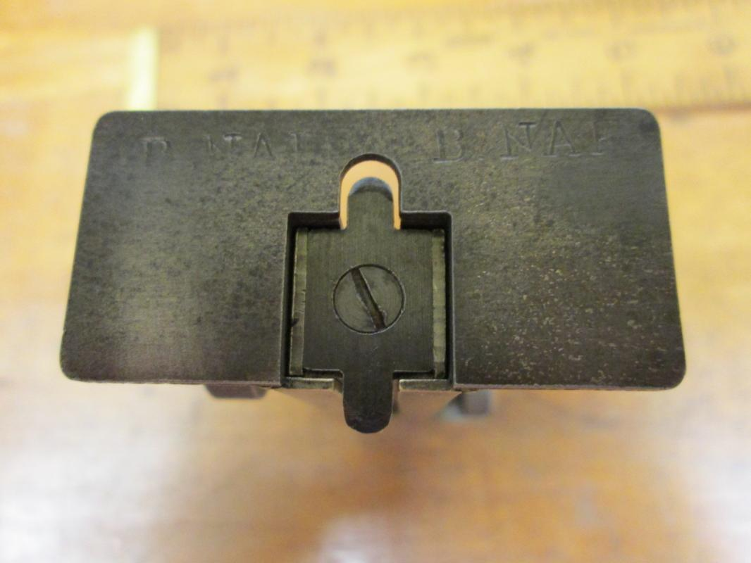 Stanley No. 93 Butt & Rabbit Gauge Gage