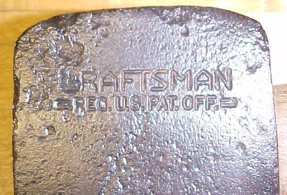 Craftsman Hatchet  Antique