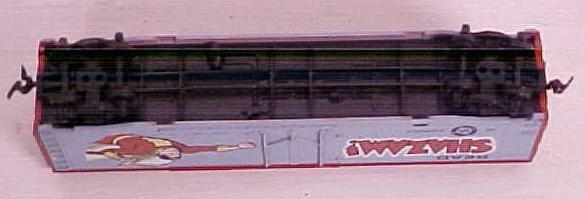 Train Car HO Scale Shazam DC Comics Box Car