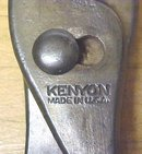 Kenyon Slip-Joint Combination Pliers Made in U.S.A.