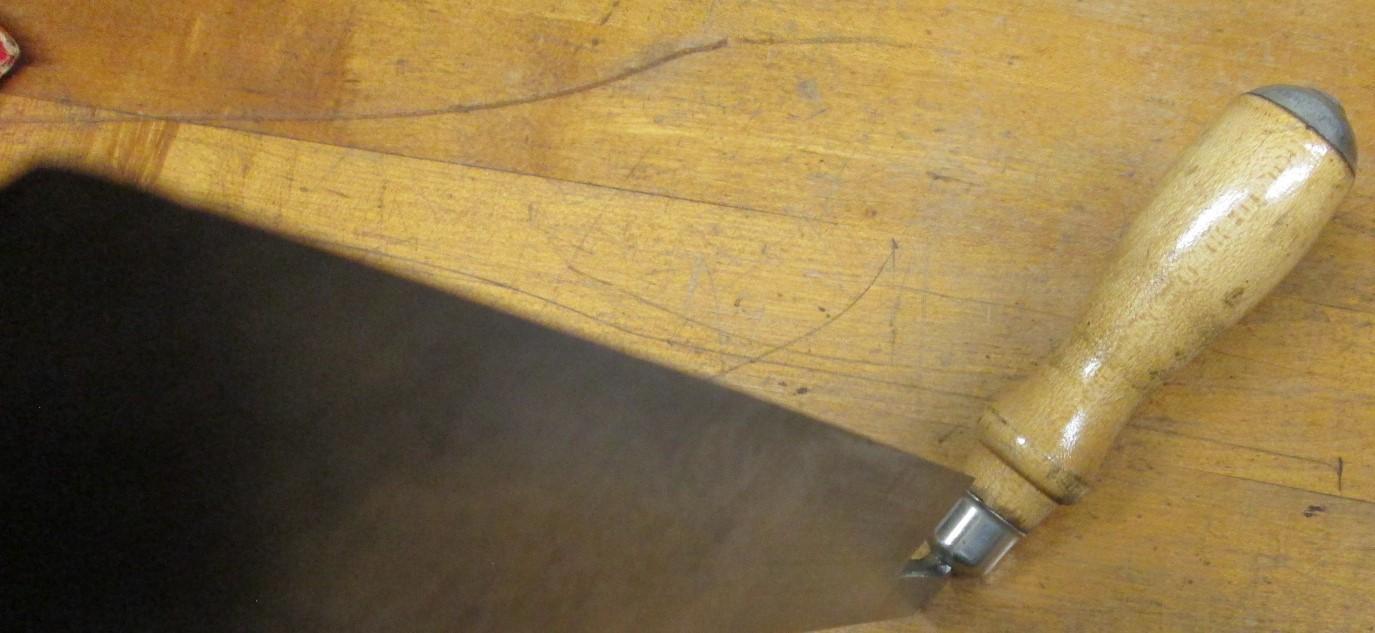 Greenlee Carpenters Draw Knife 8 inch Blade