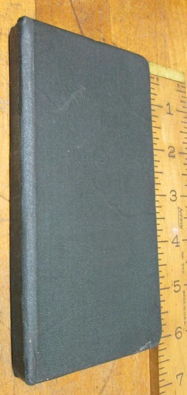 Mechanics Vest Pocket Reference Book 1945