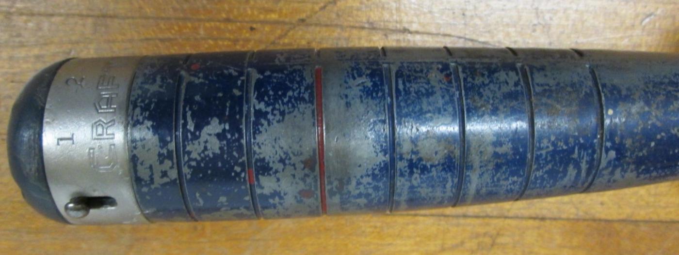 Craftsman Yankee Spiral Push Drill w/7 Bits