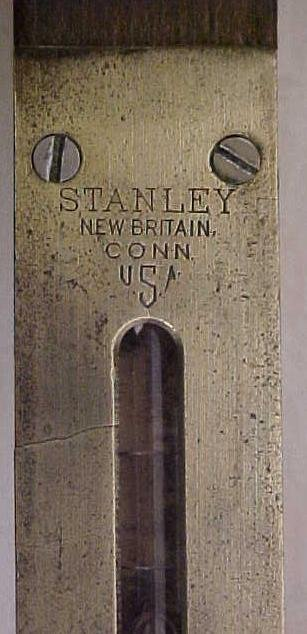 Stanley No. 0 Plumb & Level 26 inch
