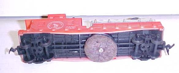 Train Cars HO Northern Tank Car Track Cleaner