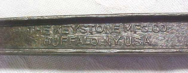 Keystone Mfg. SK555 Ratchet Wrench