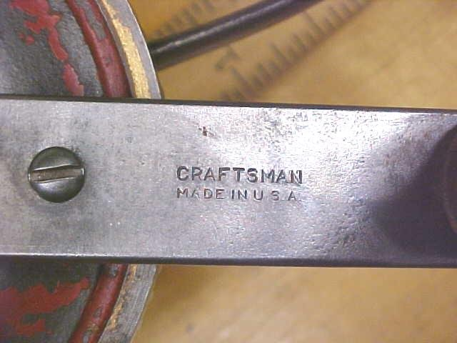 Goodell-Pratt Two Speed Breast Drill Craftsman