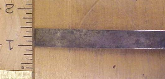 Lakeside Beveled Socket Beveled Chisel 1/2 inch
