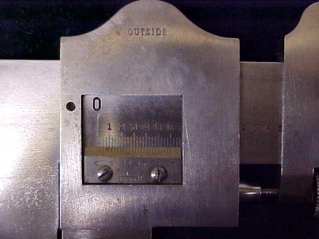 Brown & Sharpe No. 570 Vernier Calipers 12 inch w/Box
