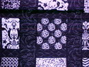 Quilt Modernly Chic 64.5x85.5 Twin Custom Quilted