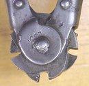 Wire Cutter Pliers Antique 3 Cutters Bernard's Type