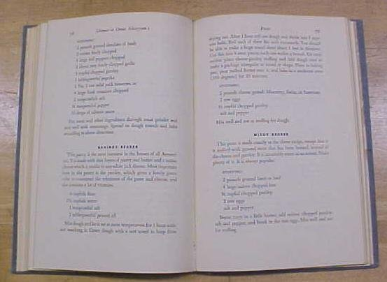 Dinner At Omar Khayyams Cookbook 1944 Signed