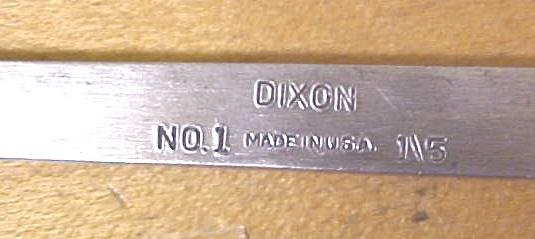 Dixon Indicating Caliper Metric Graduations Clock Watch