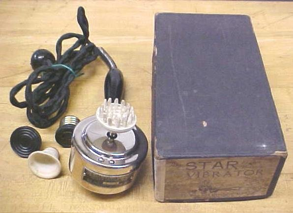 Star electric vibrator fitzgerald