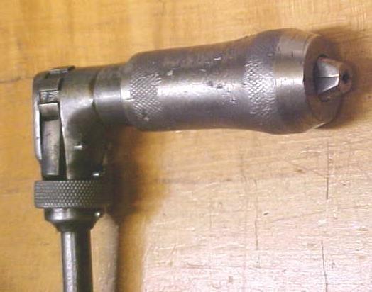 Millers Falls Ratchet Auger Brace 8 inch No. 333