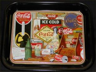 1984 Coca Cola Tray