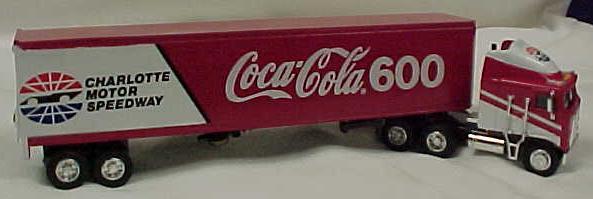 1993 Coca Cola  Charlotte 600 Tractor Trailer