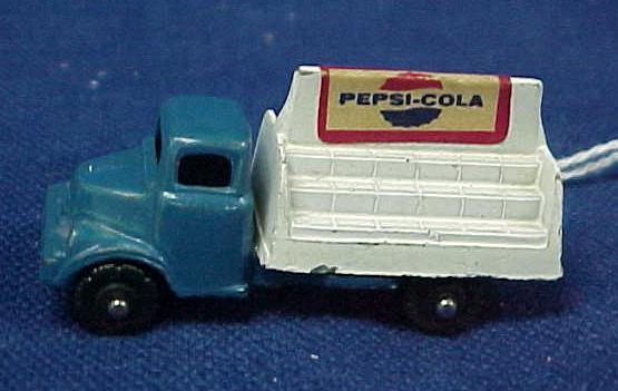 Pepsi Cola Miniature Delivery Truck
