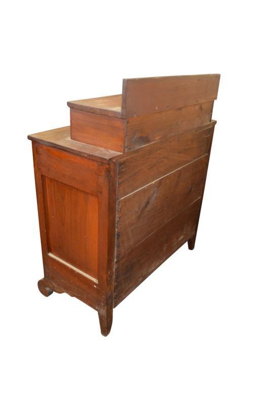 18209 *REDUCED PRICE* Rare Early Empire Style Miniature Chest