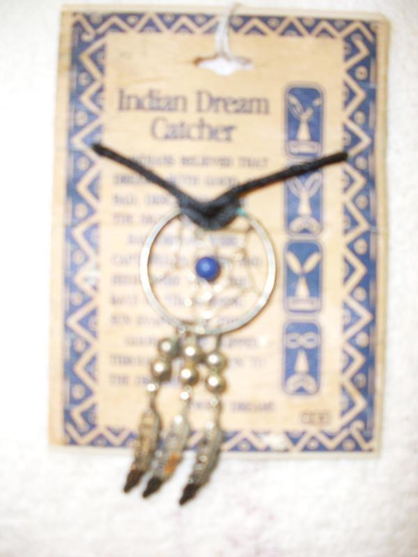 dreamcatcher still in wrapper
