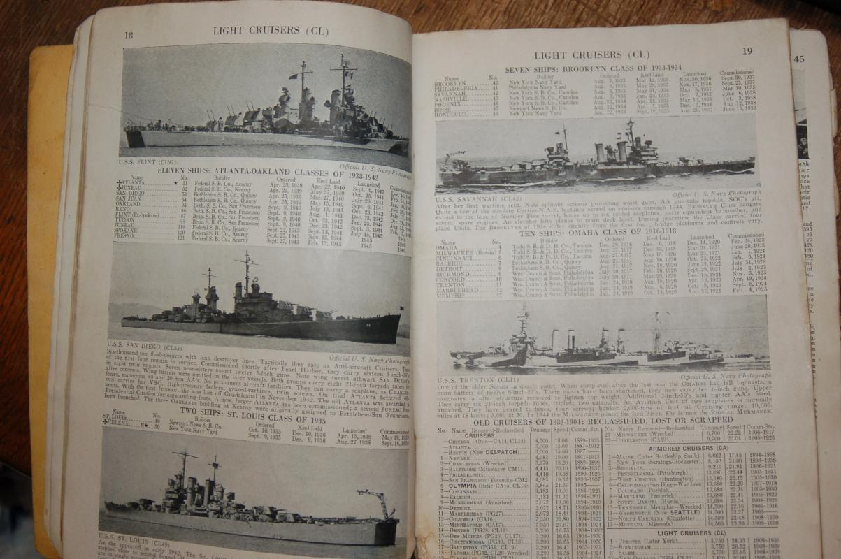 MILITARY WARTIME GUIDE FOR IDENTIFICATION