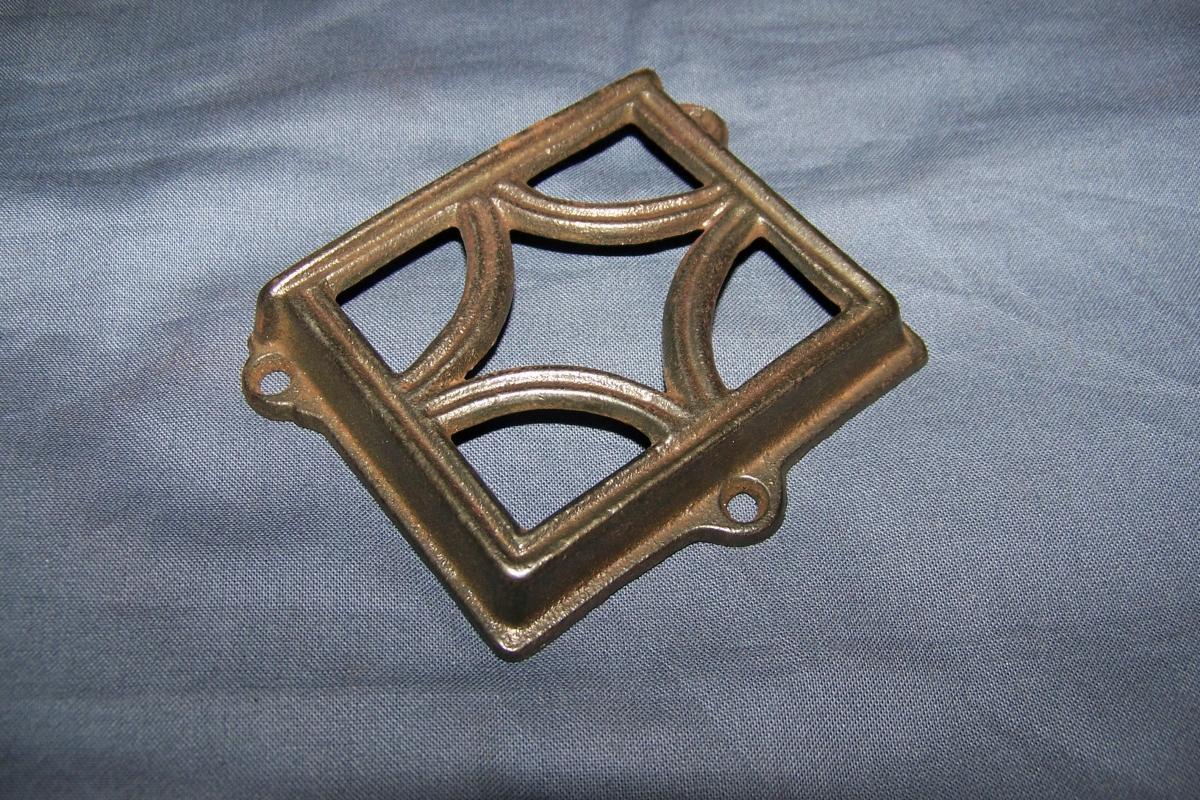 Vintage, Cast Iron,