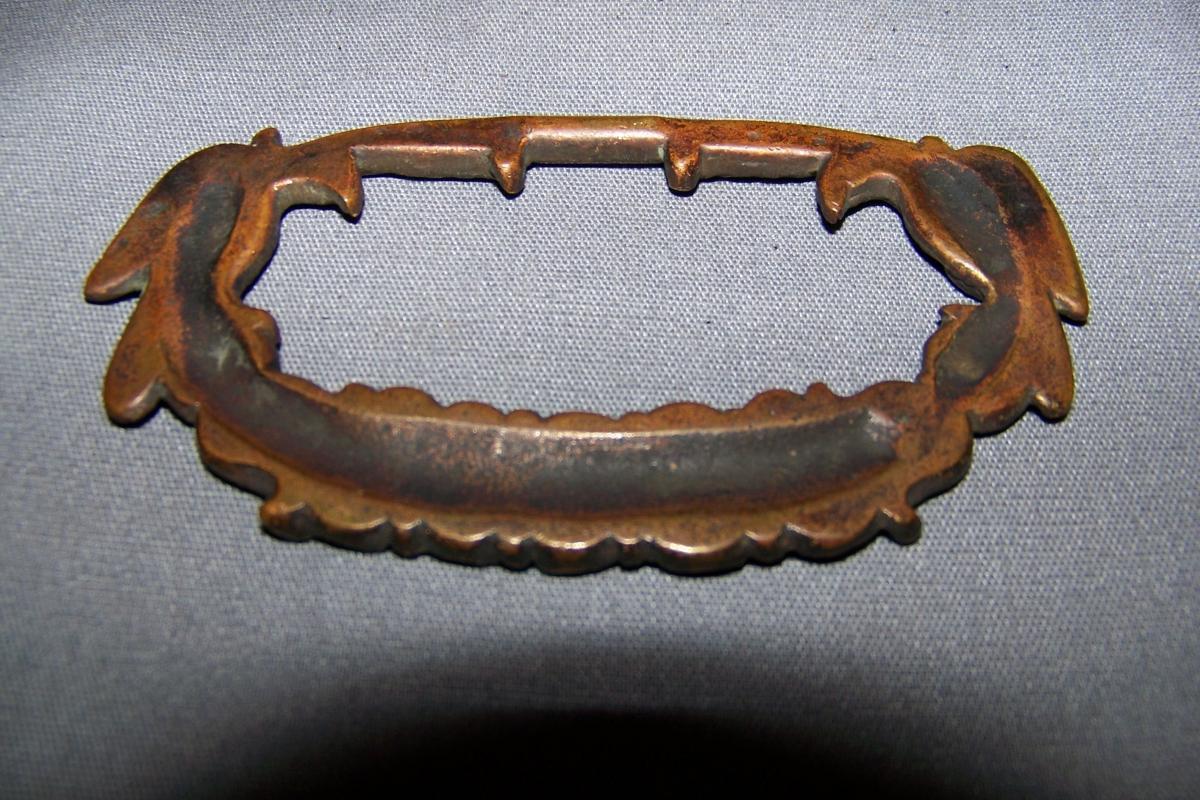 10, Vintage, Solid Brass, Decorative Ormolu