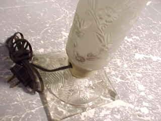 Boudoir / Dresser Lamp