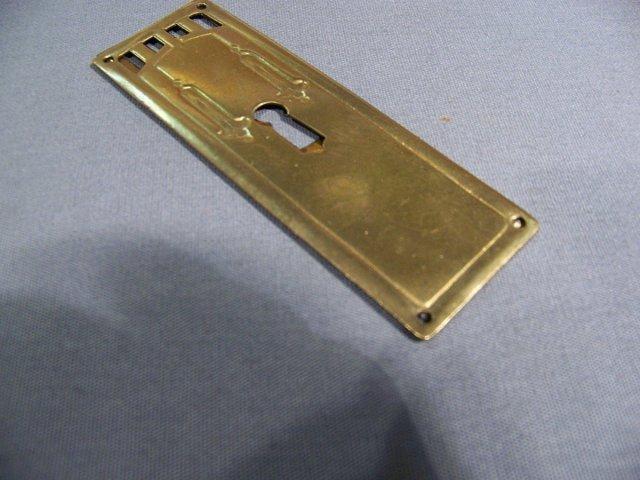 Escutcheon  -Keyhole Cover