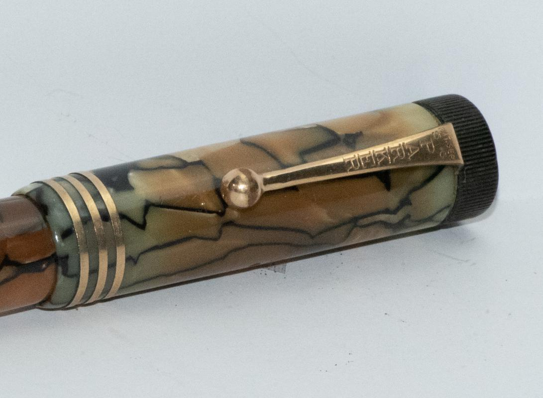 VINTAGE PARKER DUOFOLD FOUNTAIN PEN