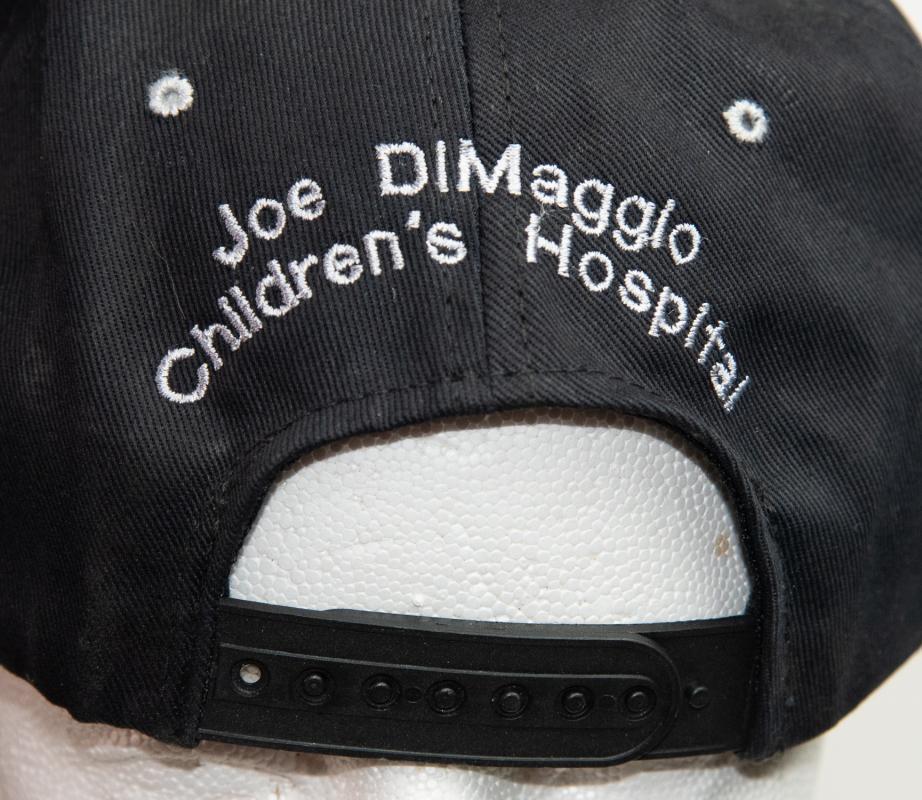 JOE DIMAGGIO - AUTOGRAPHED BASEBALL CAP