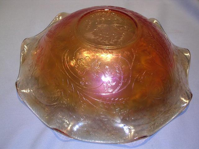 IRIDESCENT FLORA GOLD