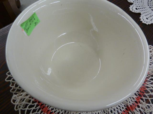 WATT BANDED RING MEDIUM MIXING BOWL  WATT #108