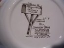JOHNSON BROTHERS ENGLAND FRIENDLY VILLAGE, Covered Bridge  CEREAL BOWLS