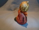 GOEBEL HUMMEL GIRL WITH TRUMPET #391 FIGURINE WITH BOX