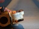 GOEBEL HUMMEL BOY WITH ACCORDIAN #390 FIGURINE WITH BOX