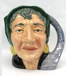 Large ROYAL DOULTON Toby Jug THE FORTUNE TELLER D 6497