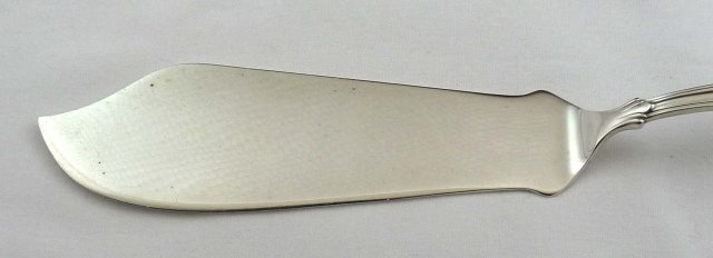 BUCCELLATI ITALY Sterling PALM BEACH Serving Fish Slice