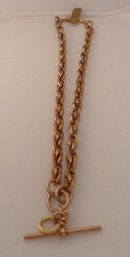 Victorian 9ct. Gold Double Prince Albert Chain