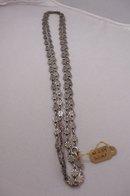 Victorian silver chain