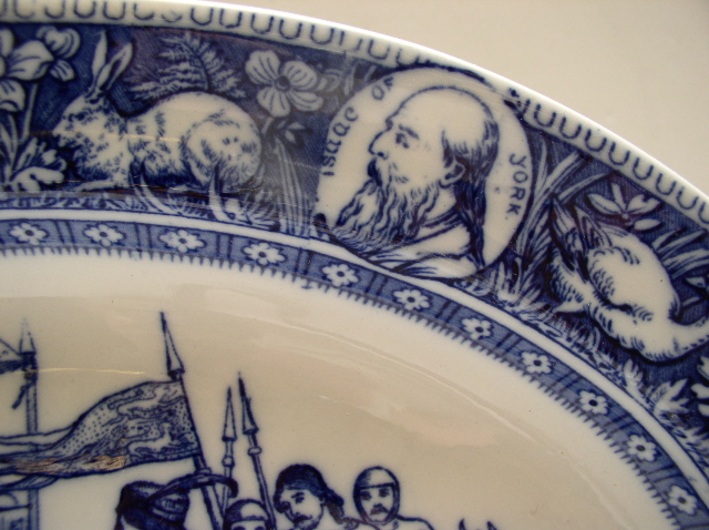 Wedgwood China Ivanhoe Serving Platter